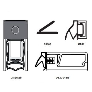 Acoustic Door Seal Systems
